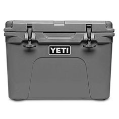 Shop Yeti Coolers, Products on Country Club Prep l TUNDRA COOLER 35 IN CHARCOAL BY YETI