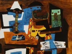 """Pablo Picasso (na) - drie musici  Giclée - edition 500 ex. editie 500 exemplarenOndertekend """"Collectie Domaine Picasso""""Zeer goede staatGenummerd/500 gekopieerdAfmetingen: 29 x28 cmCertificaat van echtheid van Domaine PicassoVol met zorg en internationale scheepvaart met tracking  EUR 11.00  Meer informatie"""