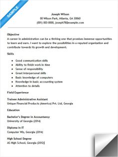 Entry Level Office Assistant Resume Pleasing It Project Manager Resume Sample  Project Management  Pinterest .