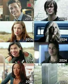 Worst is barry because he is dead when he is alive