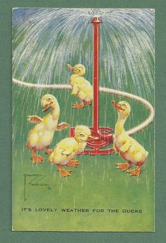 LAWSON WOOD c.1930'S  postcard | eBay