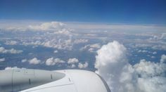 Up in the air...