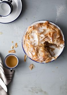 Baklava Cake | Little Upside Down Cake