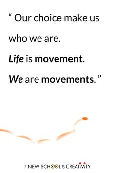 Are you in movements ? ⇒ pursue your projects thanks to #ChooseYourLife#zineIMAGINE