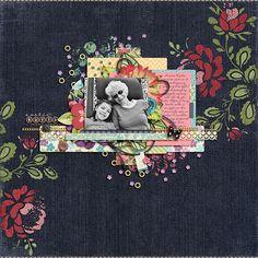My Sweet Girl by Sugarplum Paperie and Studio Flergs