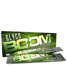 GlycoBOOM™ Slimsticks - Boost your immune system with a herbal and glyconutrient blend with plant and food-sourced vitamins
