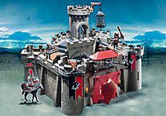 Citadelle  des chevaliers de l`Aigle