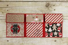 Sherry's Stamped Treasures: Gift Card Holders