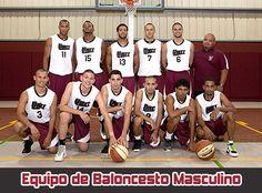Equipo de Baloncesto Masculino