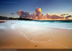 Coogee Beach, Sydney   Christopher Chan