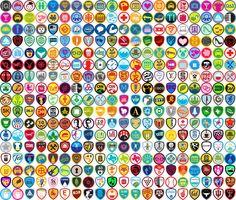 badges badges badges
