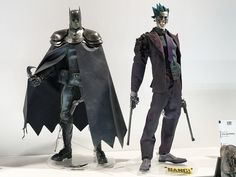 THE JOKER for ThreeA Toys' STEEL AGE line of 1/6th figures