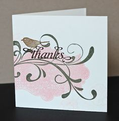 Stampin' Up ideas and supplies from Vicky at Crafting Clare's Paper Moments: Everything Eleanor in one layer
