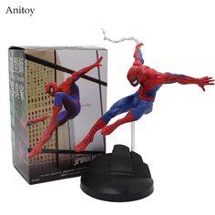 Spiderman Series Spider-Man PVC Action Figure Collectible Model Toy 15cm KT3711  EUR 8.94  Meer informatie  http://ift.tt/2eKuAPd #aliexpress