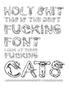 fucking cats