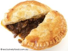 Authentic Exclusively Food: Meat Pie Recipe, ,