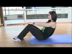 Reduce abdomen: Rutina de Ejercicios de abdominales