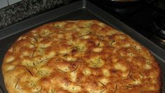 Nigella Seeds and Rosemary Focaccia Veggie Recipes, Cooking Recipes, Healthy Recipes, Focaccia Pizza, Rosemary Focaccia, Salty Cake, Bread And Pastries, Going Vegan, Brunch Recipes