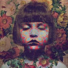 <p>Digital artist, photographer, and filmmaker from Quetta, Pakistan, Nidal Sher has some great mixed media collages. Often political, his compositions attract the viewers by sending a strong visual m