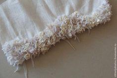 Изготовление фактурной ткани из лоскутов - Ярмарка Мастеров - ручная работа, handmade
