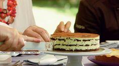 torta tiramisù di Ernst Knam Pie Crumble, Vanilla Cake, Italian Recipes, Sweet Recipes, Buffet, Cheesecake, Sweets, Homemade, Baking