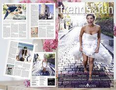 Pretty Weddings auf dem Cover   Mehr dazu auf:  www.prettyweddings.de