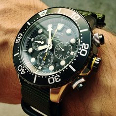 Seiko Sumo on Nato Strap | My Watches | Pinterest | Nato ...