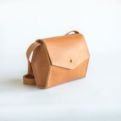 Mini Hexagon Crossbody - Crow