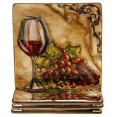 Found it at Wayfair - Tuscan View Dessert Plate
