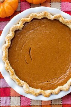 There are a few secret ingredients that make this pumpkin pie absolutely perfect! Your friends and family will be begging you for this recipe!