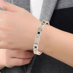 From being smart to city-hot, this Buttercup Shine diamond men bracelet is one of the hottest addition for him. Gents Bracelet, Mens Diamond Bracelet, Mens Gold Bracelets, Mens Gold Jewelry, Clean Gold Jewelry, Diamond Bangle, Boys Bracelets, Gold Jewellery, Diamond Rings