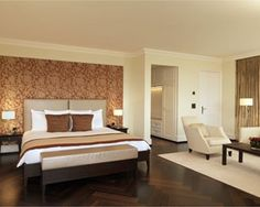 Looking for luxury rooms and suites at The Dolder Grand? Check availability at The Leading Hotels of the World Leading Hotels, Luxury Rooms, Zurich, Luxury Travel, Switzerland, Bed, Furniture, Home Decor, Stream Bed