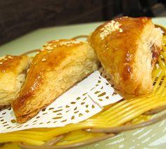 Apple and BBQ Pork Pastry  http://ourtastytravels.com/blog/dimdimsum-dim-sum-hong-kong/ #dimsum #hongkong #ourtastytravels