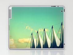 Loving Vancouver Laptop & iPad Skin by Irène Sneddon - $25.00