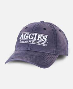 Texas A&M Aggies Cap #AggieGifts #AggieStyle