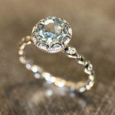 Die schönsten Vintage-Verlobungsringe