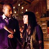 Lost Girl - Kenzi & Hale <3