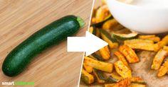 Low-carb zucchini fries: do-it-yourself recipe – The World Zucchini Pommes, Zucchini Pizzas, Raclette Vegan, Low Carb Zucchini Fries, Zucchini Spaghetti, Your Recipe, Diy Food, Paleo, Keto