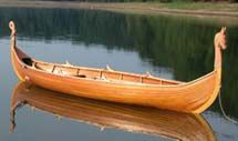 "Viking Boat Kit:  ""The Stillwater Boats plans and boat kits were developed to allow people within a wide range of skill levels to produce a finished boat they can be proud of."""