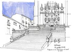 Gérard Michel | Girona, cathédrale