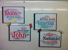 Bright Concepts 4 Teachers: End of the Year Gift for My Kiddos