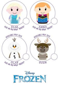Hallmark has recently released its 2015 Itty Bittys checklist (PDF), featuring all the existing open edition plush plus upcoming seasonal limited editions. While there appears to be nothing new for the DC and Marvel licenses, Hallmark has plenty of plans for other existing licenses as well as adding additional licenses such as Peanuts (Snoopy, Charlie [...]Continue reading...