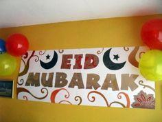 Eid ul Fitr ~ handmade beginnings