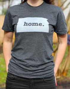 The Home. T - Kansas Home T, $28.00