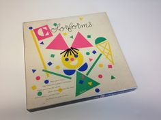 Paul Rand for Colorforms.