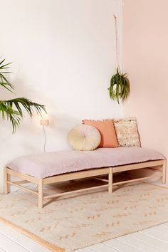 Sigrid Fringe Daybed Cushion | Urban Outfitters
