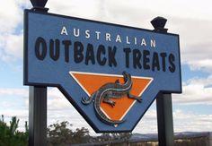 Australian Outback Treats / Danthonia Designs