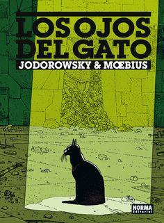 Los Ojos del gato / Jodorowsky & Moebius ; [traducción, Norma Editorial] Barcelona : Norma, 2010