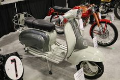 OldMotoDude: 1959 Lambretta Scooter sold for $5,000 at the 2017...