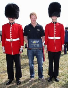 Prince Harry attends the Invictus Games on 9 September 2014